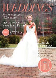 Hook Weddings Spring 2013