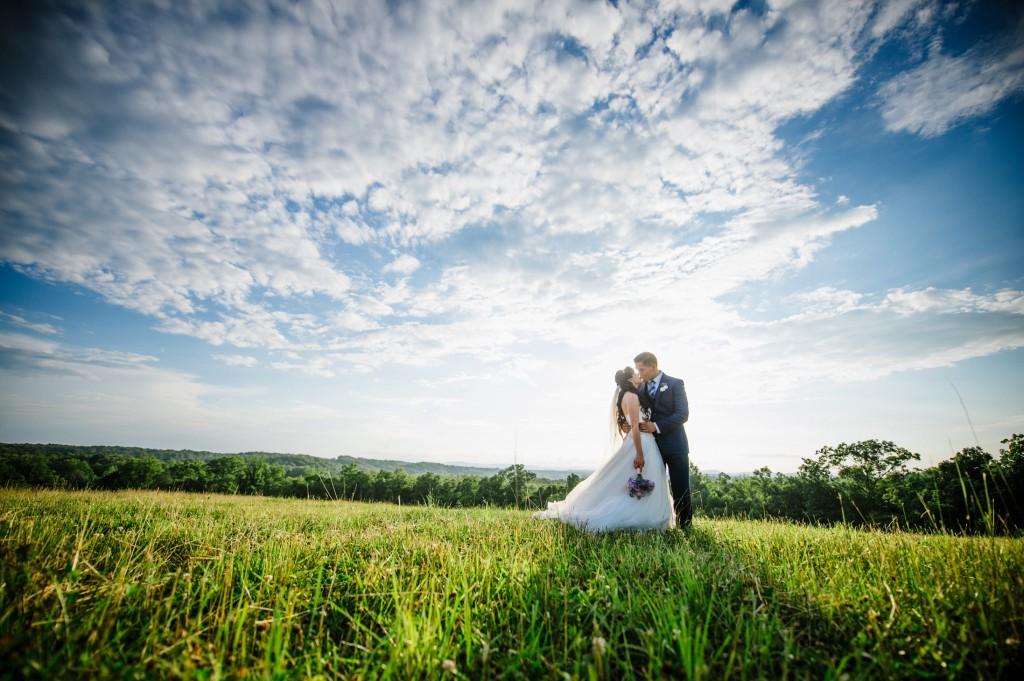 Wedding at Mount Ida Farm